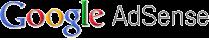 Reklama internete - Google Adsense logo1
