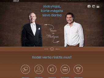 Startuolis Kalbų dirbtuvės